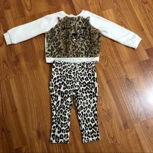 The Childrens Place | Sweater & Jeans set